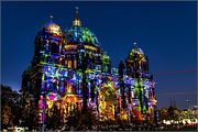 berliner dom festival of lights 2013